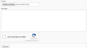 Ajouter un captcha anti spam sur Prestashop 1.6