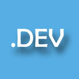 Extension nom de domaine en .DEV