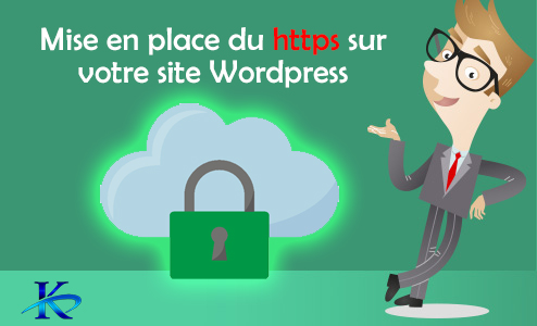 mise en place https pour wordpress