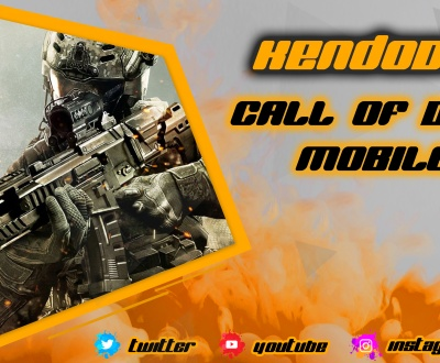 BANNIERE GRATUITE YOUTUBE CALL OF DUTY MOBILE